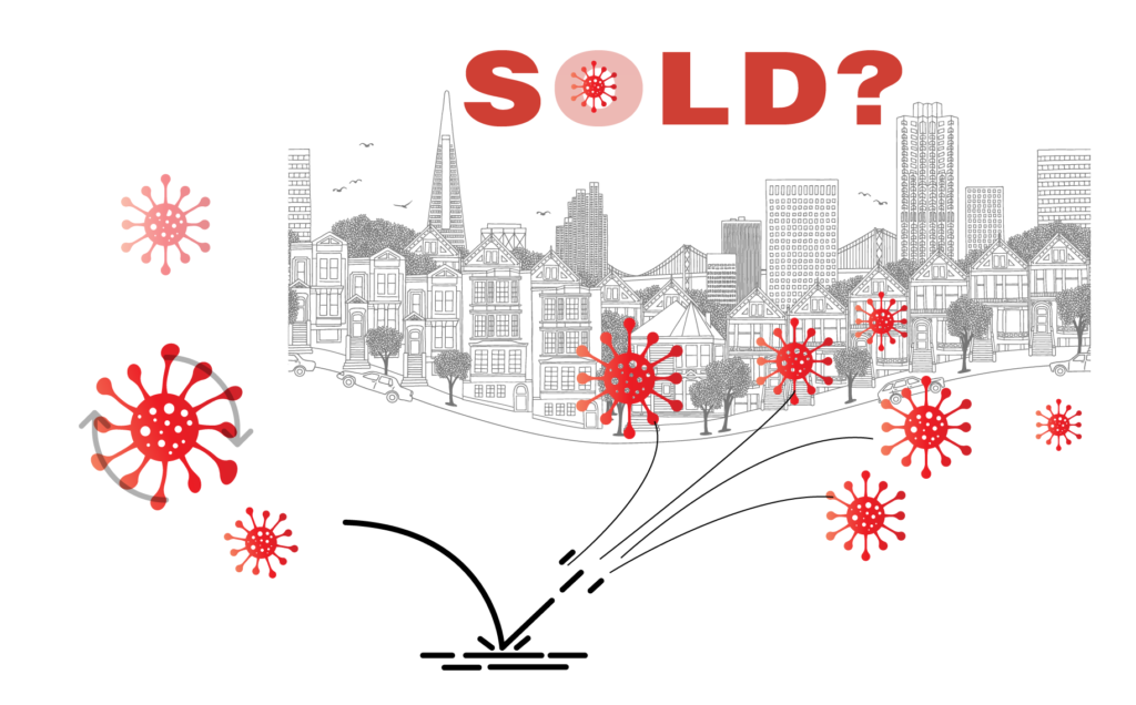 A Second Wave's impact on San Francisco's housing market